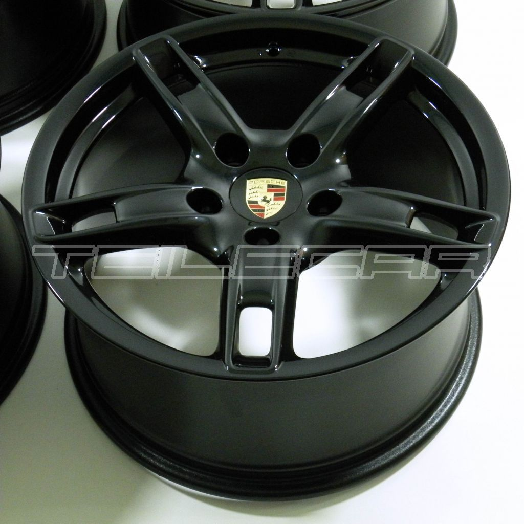 porsche 987 cayman boxster s felgen rims 8jx18 et57. Black Bedroom Furniture Sets. Home Design Ideas